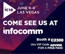 Advoli Infocomm Invitation 2018